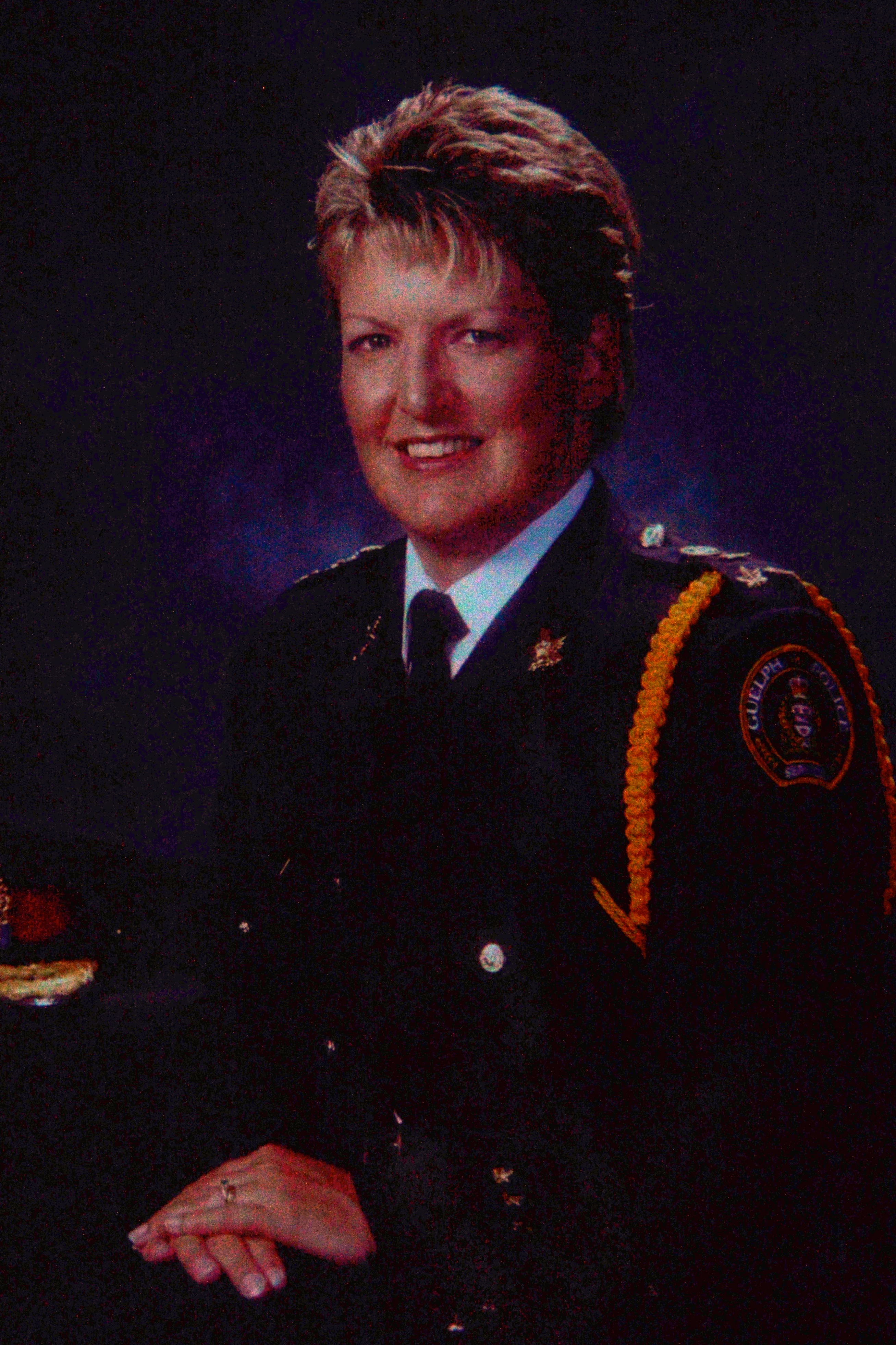 Photo of former Chief of Police Lenna Bradburn